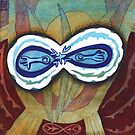 """""""Love Comes Within The Third-Eye Dreams & Mirrored Scenes"""" by jon  cooney"""
