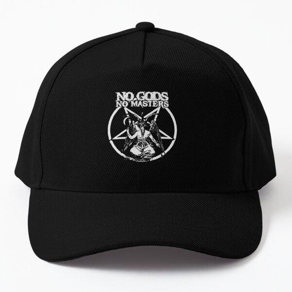 No Gods No Masters Baseball Cap