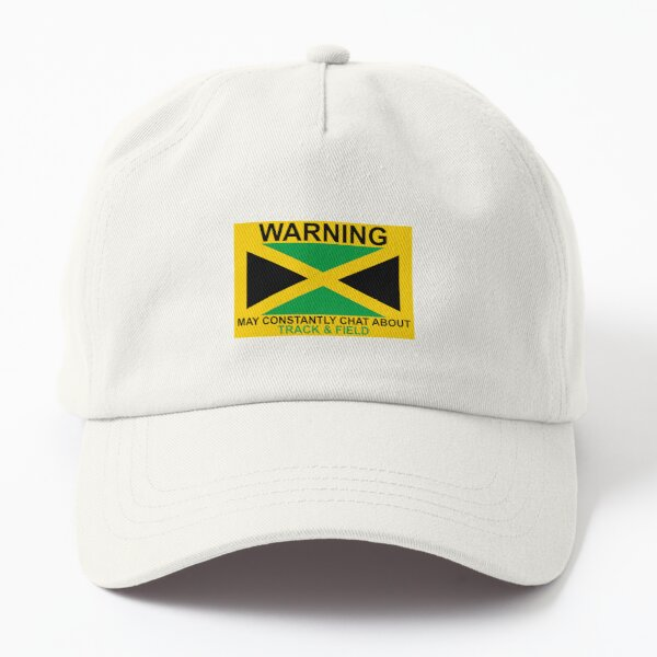 Warning May Constantly Chat About Jamaican Track & Field Dad Hat
