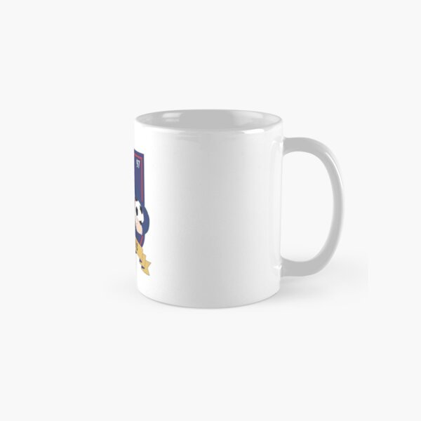 Neugierig nicht wertend Tasse (Standard)