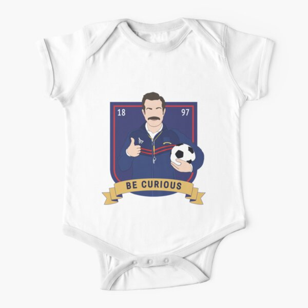 Be curious, not judgmental Short Sleeve Baby One-Piece