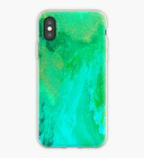 NATURAL CHAOS  iPhone Case
