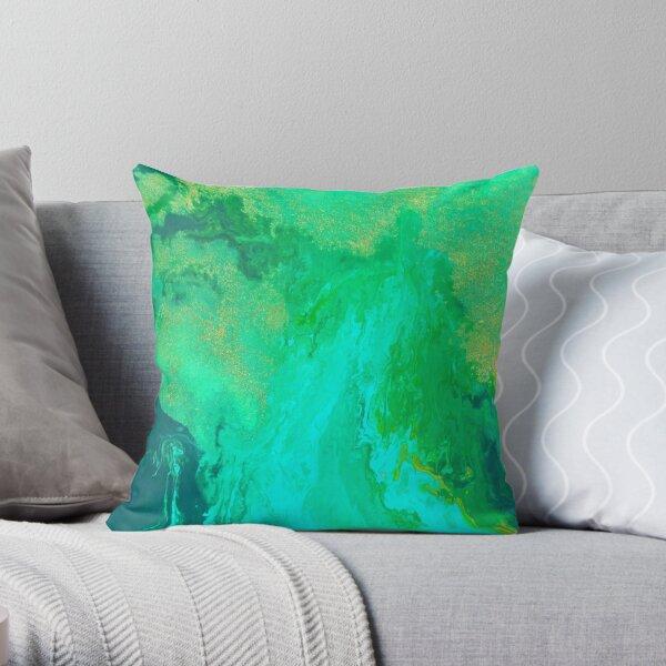 NATURAL CHAOS  Throw Pillow