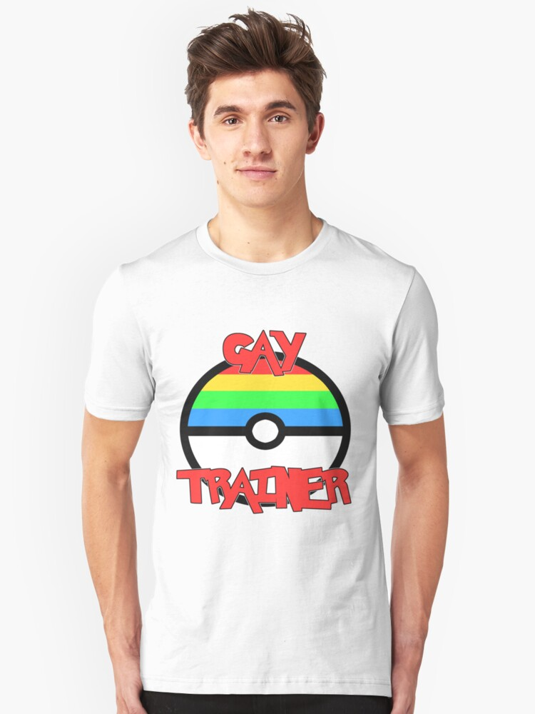 Gay trainer