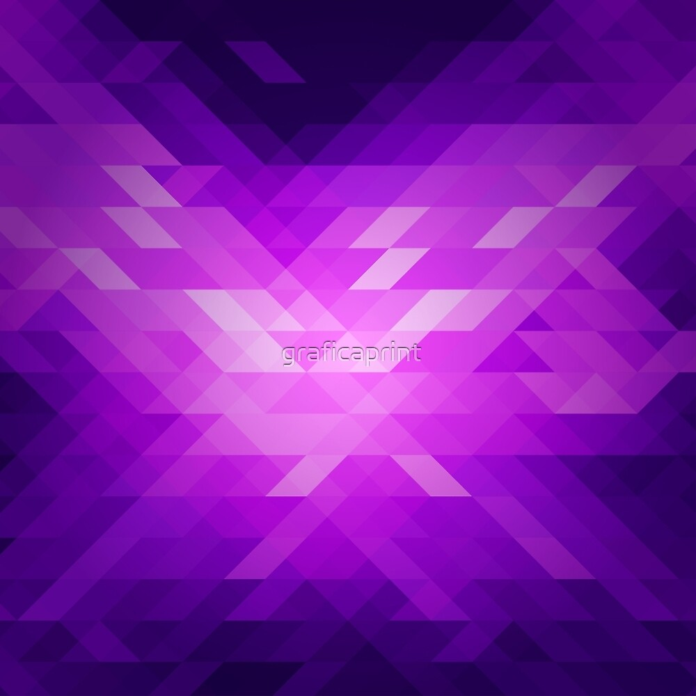 Abstract modern polygonal geometric background. by graficaprint