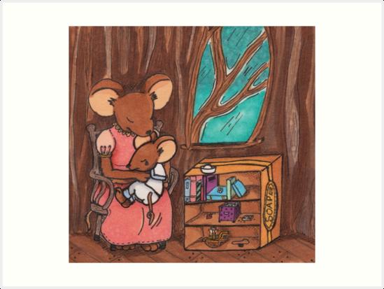 A Mothers Love by Annajeann