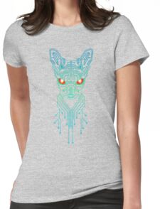 Circuits Womens Fitted T-Shirt