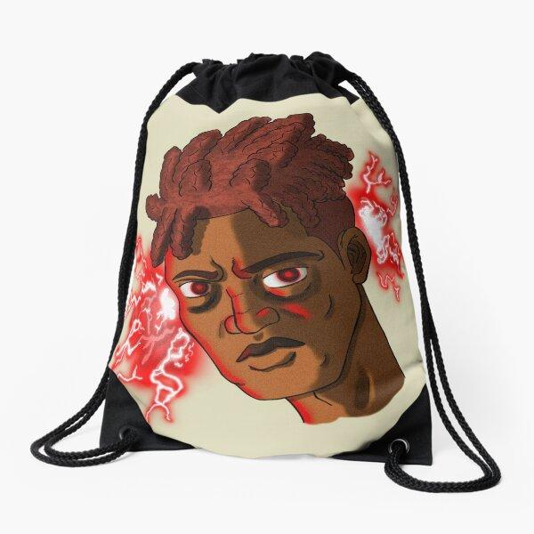 Crimson Psychic ReDux Drawstring Bag