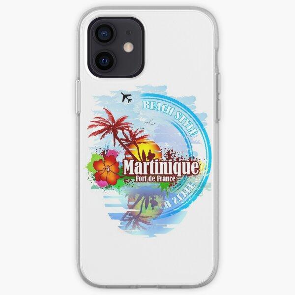 Martinique Coque souple iPhone