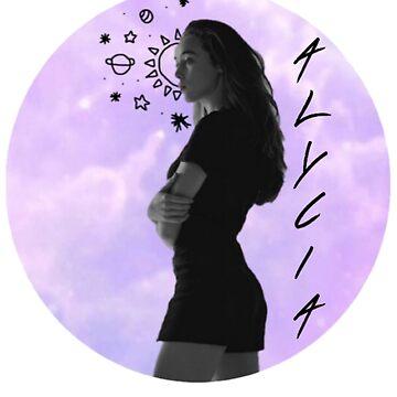 Alycia Debnam Carey Stars  by xvxmaiia