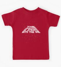 The sarcasm is strong with this one Kids Tee