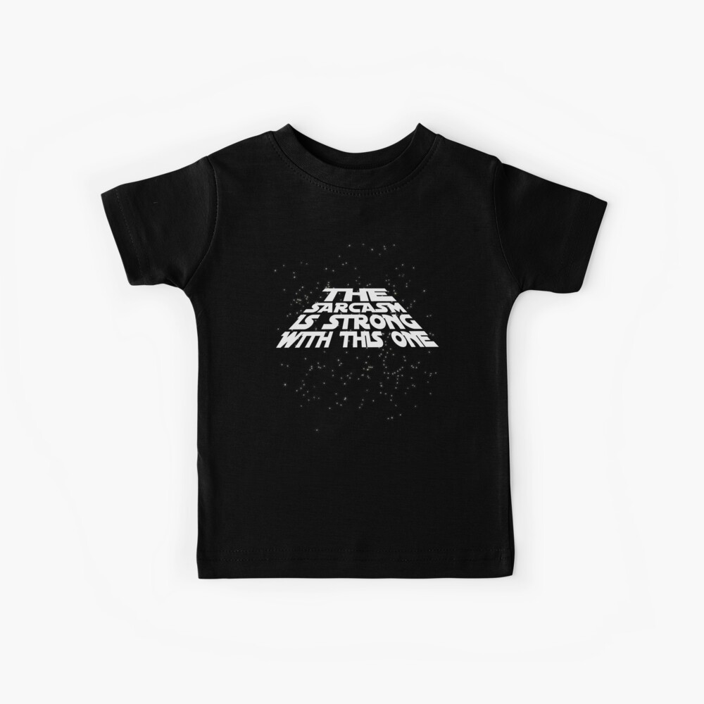 The sarcasm is strong with this one Kinder T-Shirt