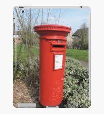 Huntingdon Postbox iPad Case/Skin