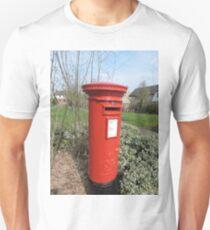 Huntingdon Postbox T-Shirt