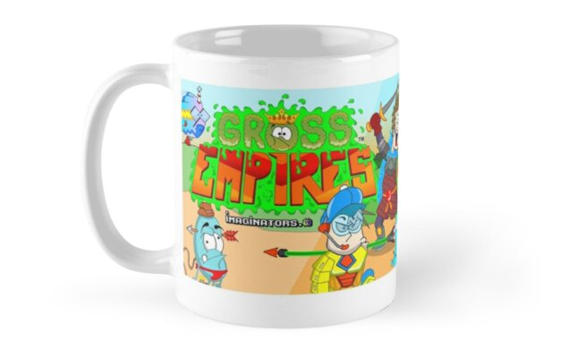 Gross Empires - Mugs by GROSSEMPIRES