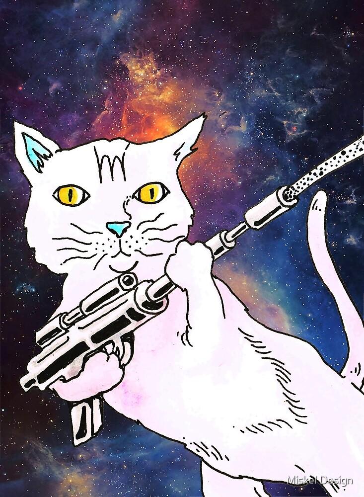 CAT TROOPER by Miskel Design