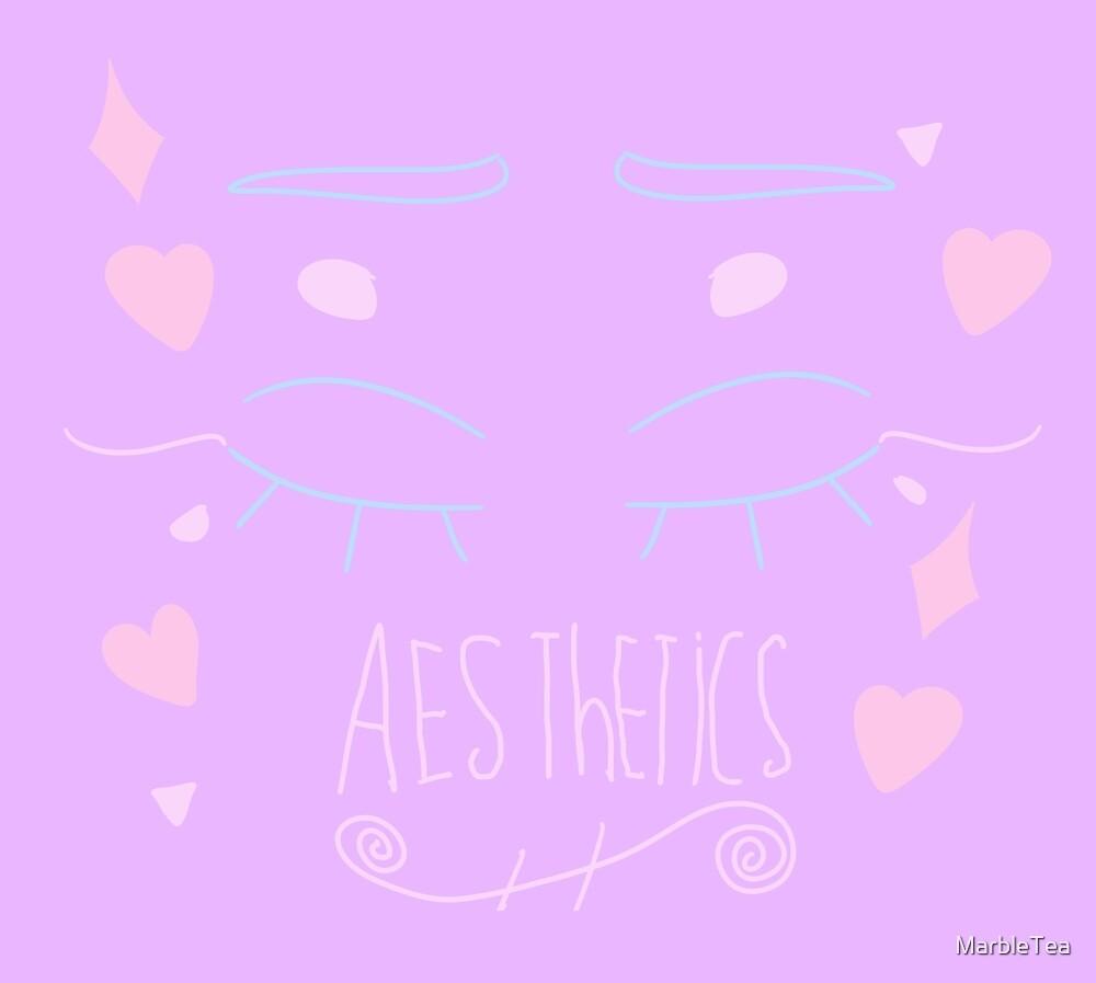 Aesthetics by MarbleTea