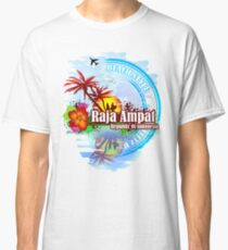 Raja Ampat Republic Of Indonesia Classic T-Shirt