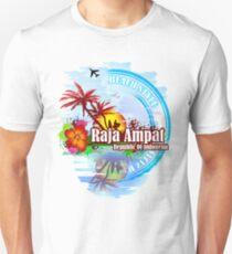 Raja Ampat Republic Of Indonesia Unisex T-Shirt