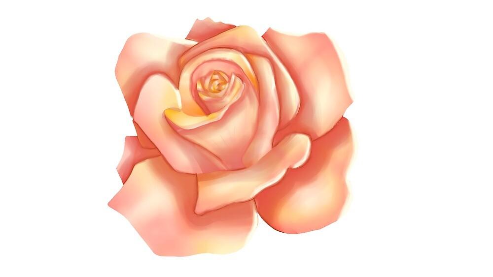 Rose by ria-draws