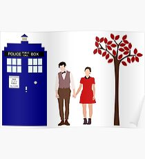 Clara and Eleven Poster