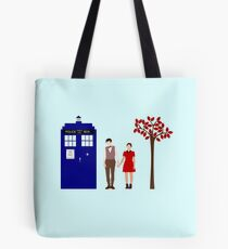 Clara and Eleven Tote Bag