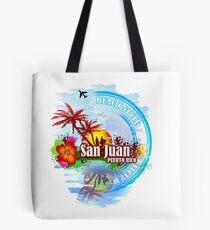 San Juan Puerto rico Tote Bag