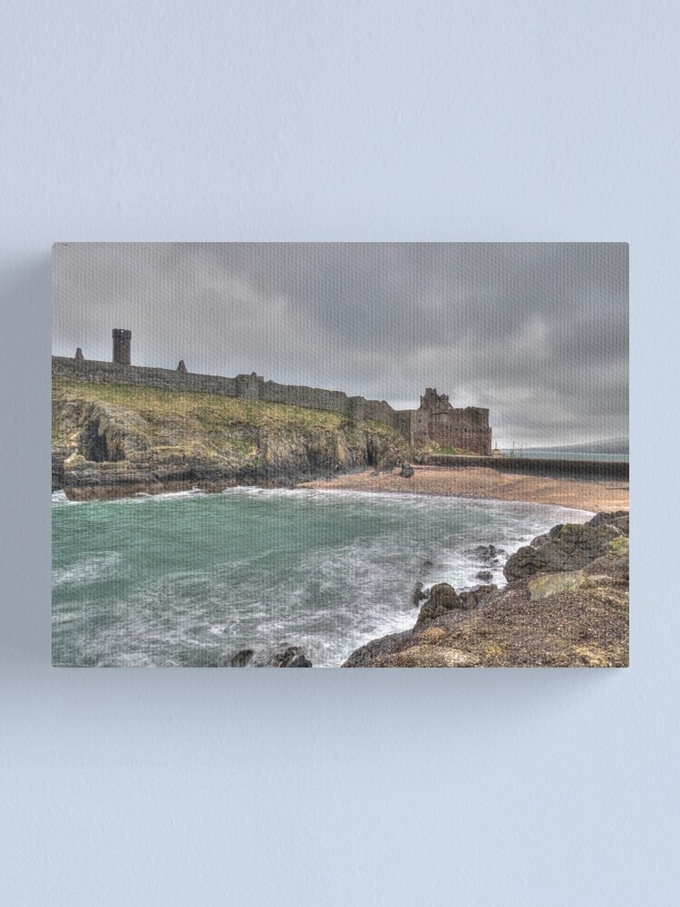 Alternate view of Peel Castle Canvas Print