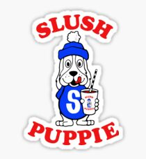Slush Puppie Sticker