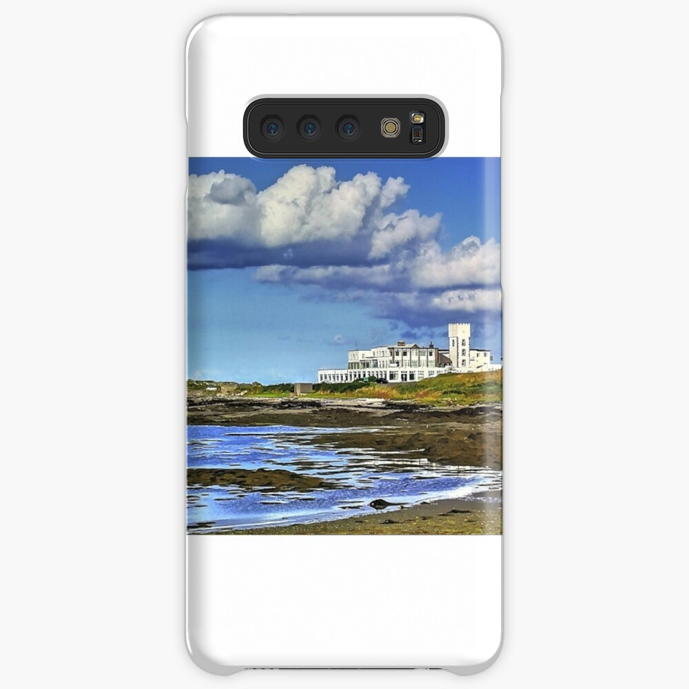 View of the Castletown Golflinks  Case & Skin for Samsung Galaxy