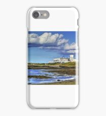 View of the Castletown Golflinks  iPhone Case/Skin