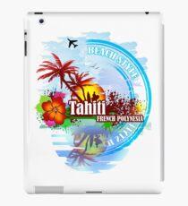 Vinilo o funda para iPad Tahiti French Polynesia