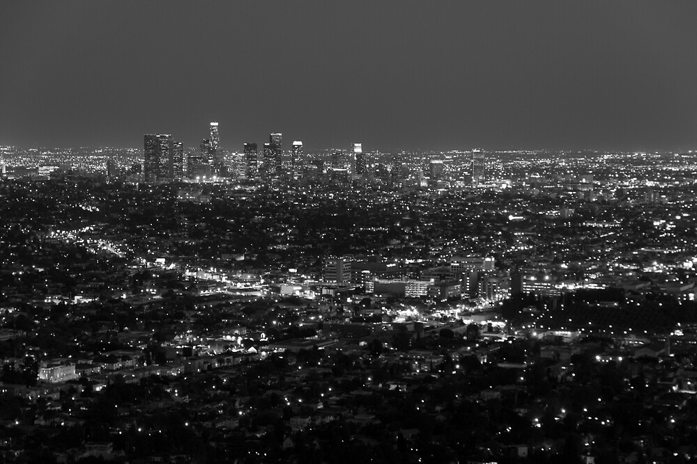 LA Lights II by horizonstudio