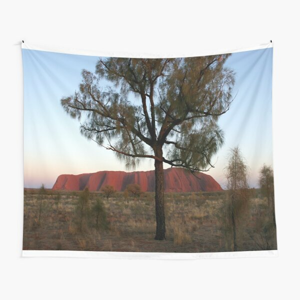 Uluru and the Tree Tapestry