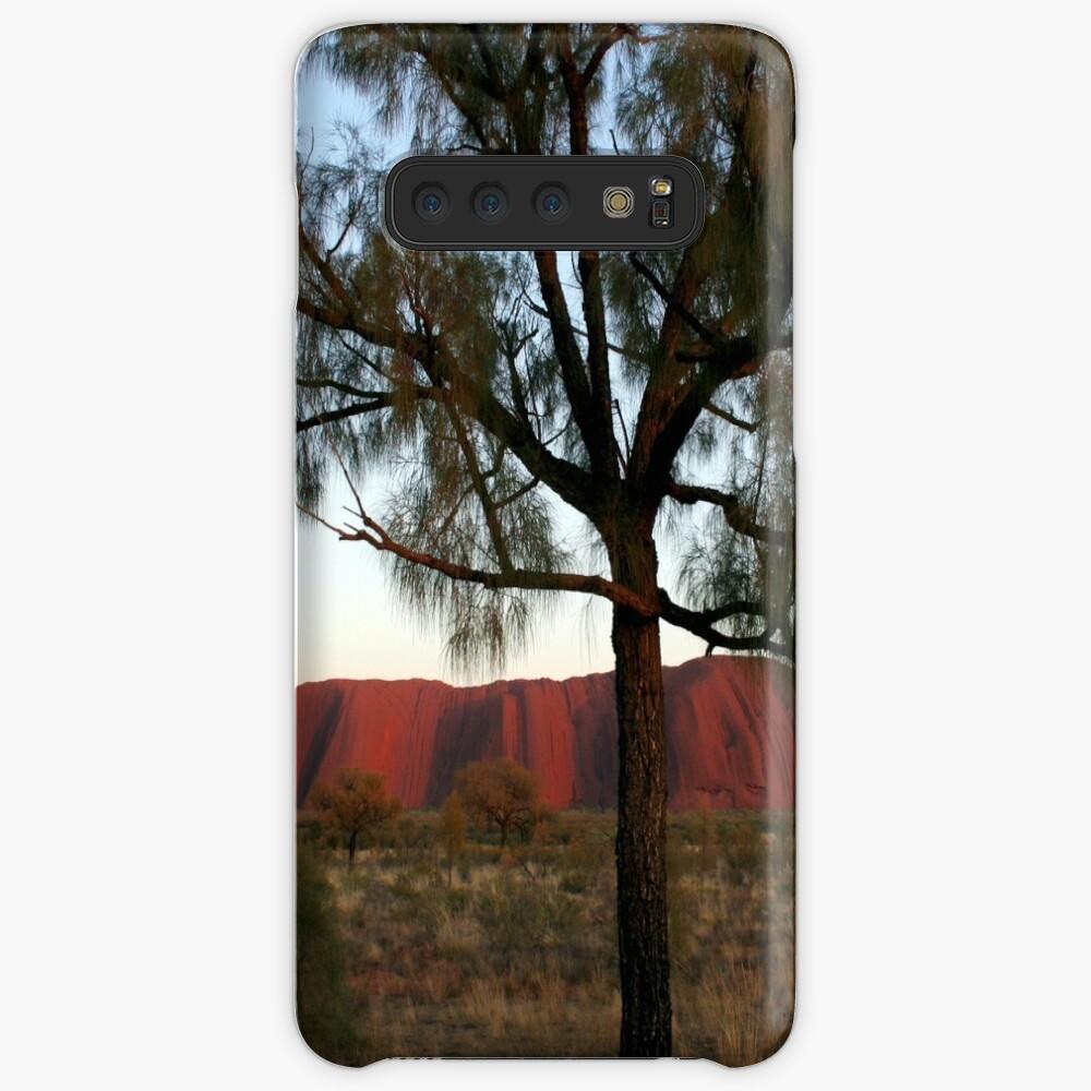 Uluru and the Tree Case & Skin for Samsung Galaxy
