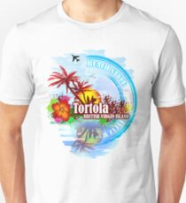 Tortola British Virgin Island T-Shirt