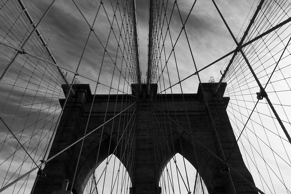 Brooklyn Bridge by horizonstudio