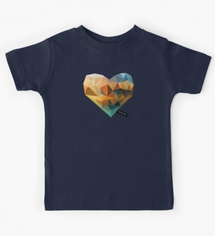 Vector Love 03 Kids Clothes