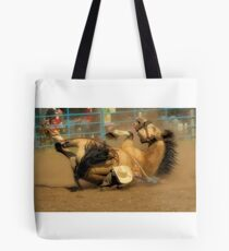Rodeo Crunch Time Tote Bag