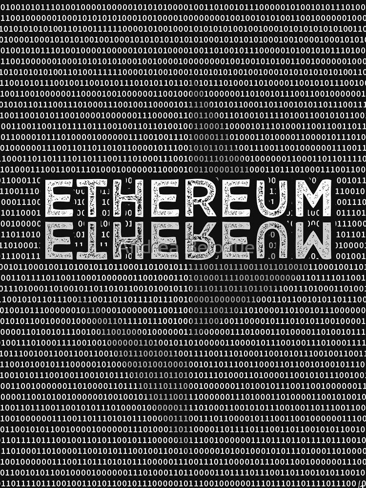 Ethereum Binary rectangle shaped by andrasbalogh
