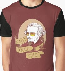 Kant Touch This Graphic T-Shirt