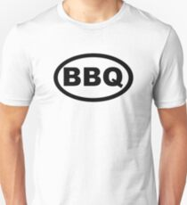 BBQ Barbecue Unisex T-Shirt