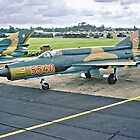 Mikoyan MiG-21bis Fishbed-L 75035540 by Colin Smedley