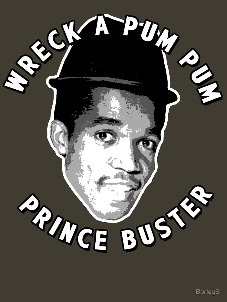 Prince B. Wrecka by BorleyB