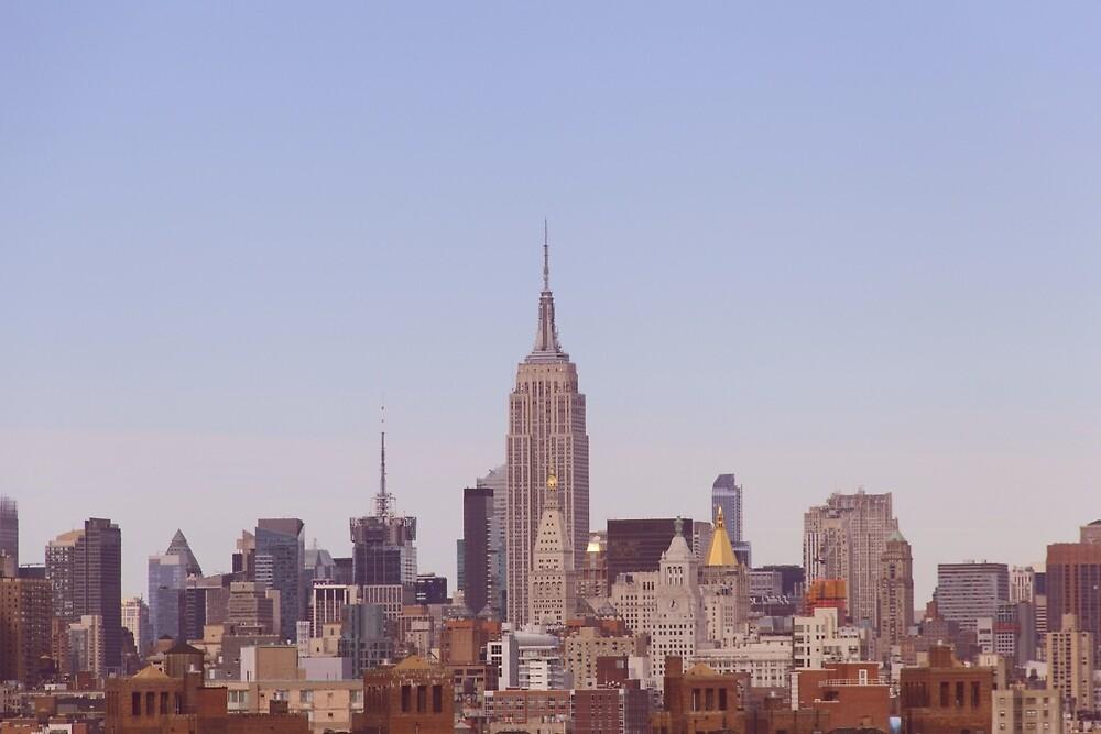 NYC II by horizonstudio