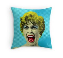 Psycho (1960 film) by Alfred Hitchcock Throw Pillow