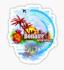 Bonaire Dutch Antilles Sticker