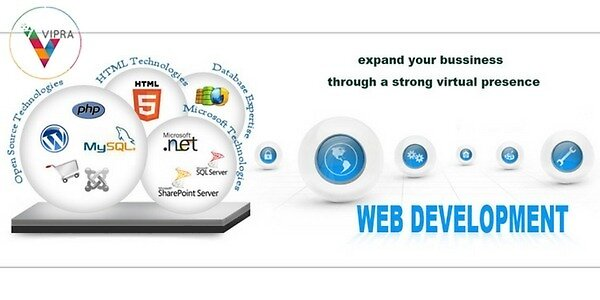 How to Get Website Development Services? by Vipra  Business