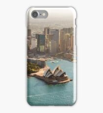 Sydney from the Sky iPhone Case/Skin
