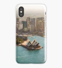 Sydney from the Sky iPhone Case